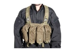 Chaleco Chest Rig OD Delta Tactics V05