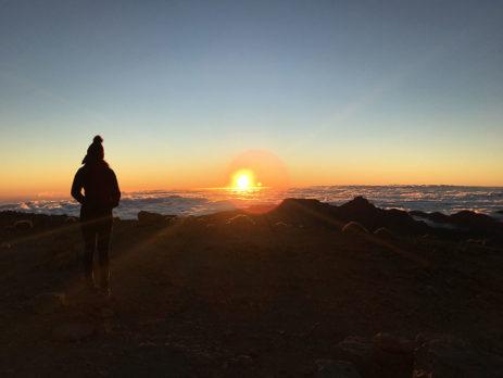 Ascensión a Alto de Guajara. Teide
